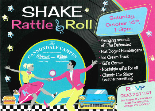 Shake Rattle and Roll Event